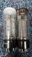 Blown power valve, shown with white top
