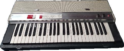 Vintage Wem Synth