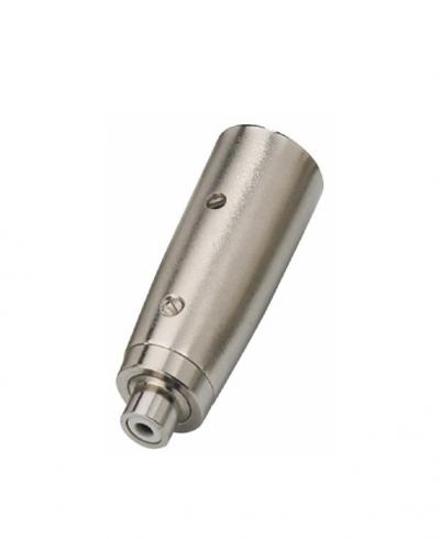 Rigid xlr to phono adaptor