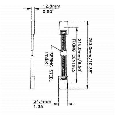 Generic compatible marshall handle