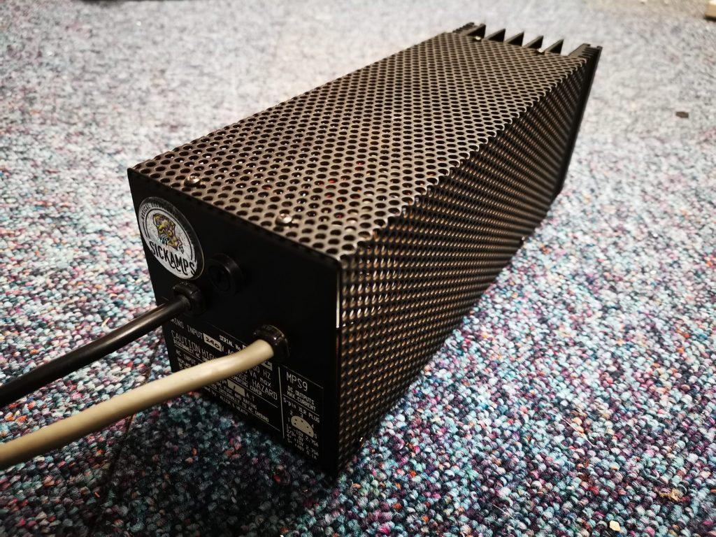 Microphone power supply repair