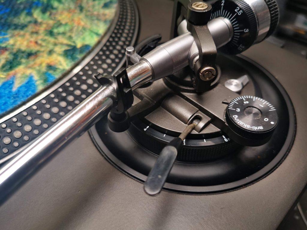 Technics 1210 s arm turret repair